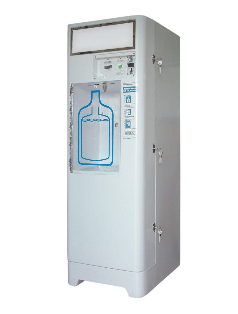 Water Vending Machine EWVM-1500, Water Vending Machine RO