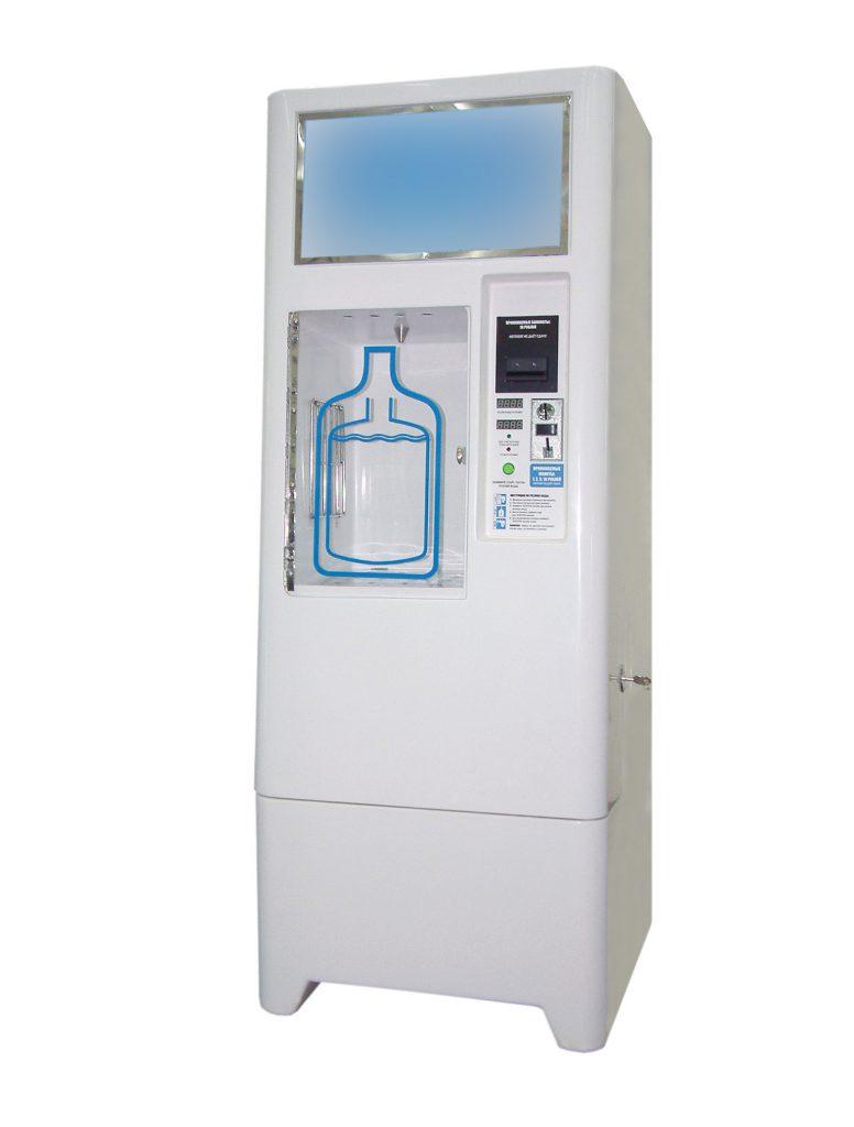 Water Vending Machine EWVM-3000, Water Vending Machine RO