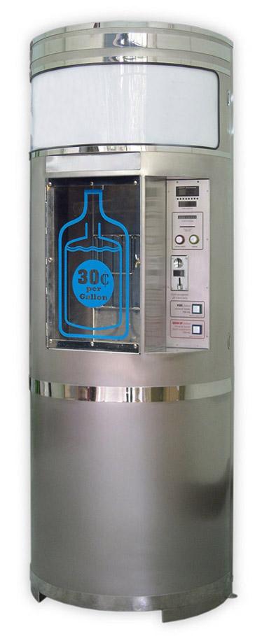 Stainless Steel Water Vending Machine MODEL: OSS-2200, OSS-9450, Water Vending Machine RO