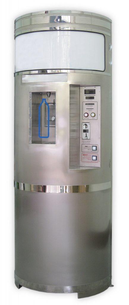 Stainless Steel Water Vending Machine (MODEL: OSS-1500C), Water Vending Machine RO