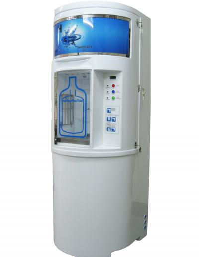 water bottle vending machine