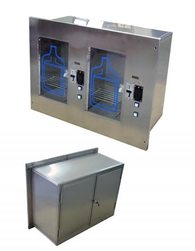 wall mount water dispenser machine