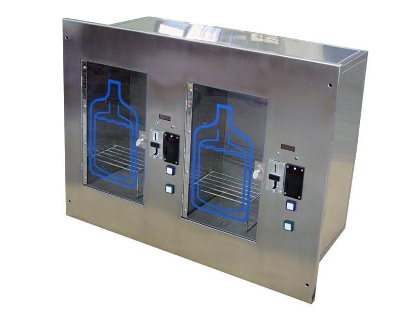 Dual Wall Mount Water Vending