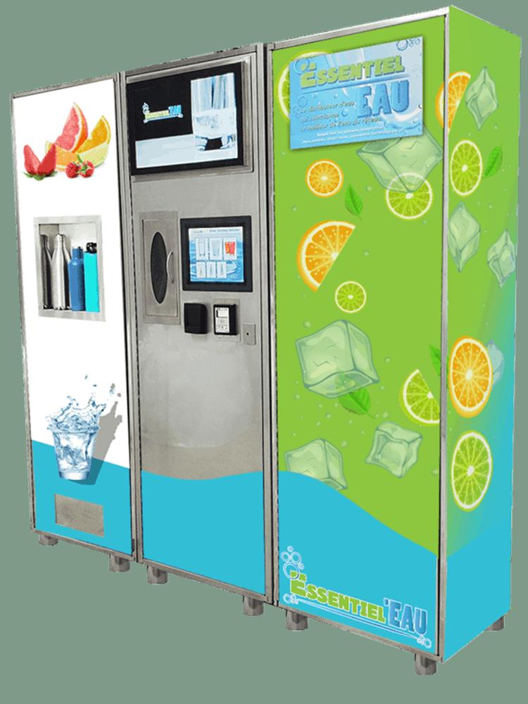 Sparkling Water Vending Machine