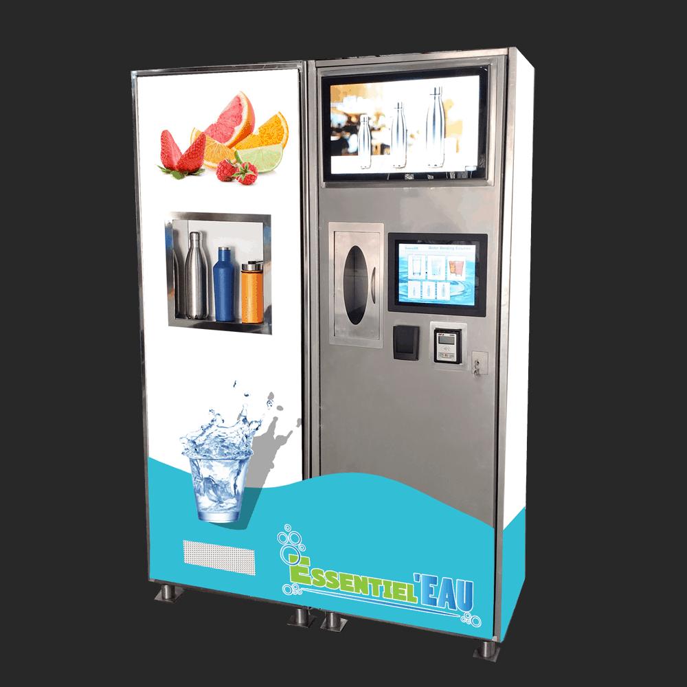 SmartVending with BottleVending, Water Vending, Water Vending Machine, Water Vending Machine RO