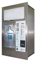 Wall Mounted Water Vending Machine MODEL: WVM-S1