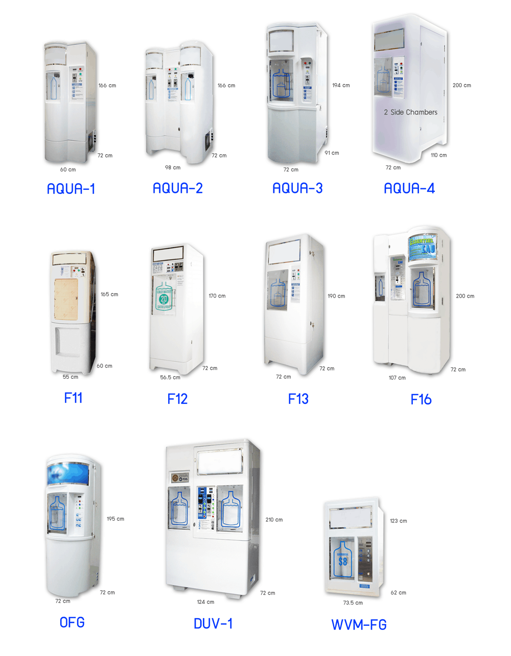 Water Vending Machine OEM