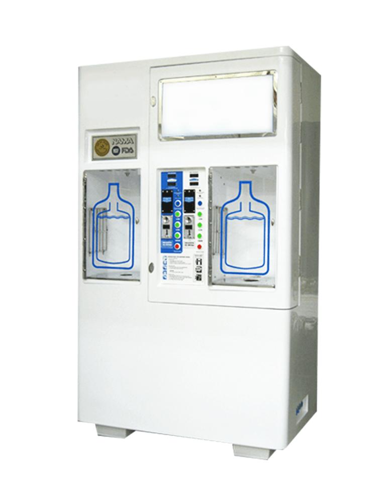Dual Chamber Water Vending Machine