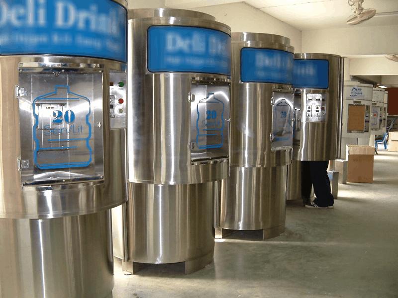 swiss thai water solution