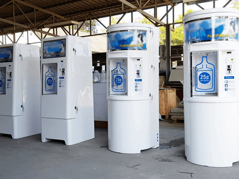 SwissThaiWaterSolution, water vending machine NAMA