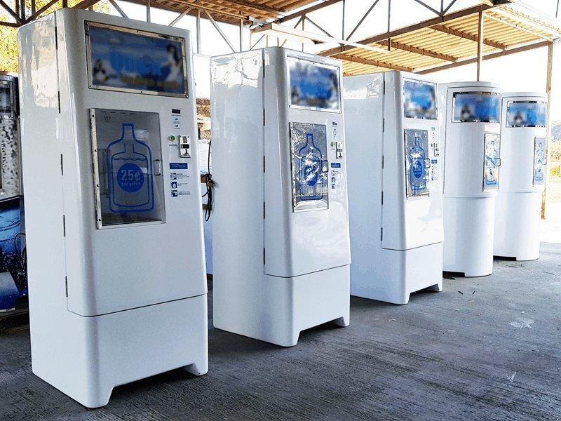 water vending machine NAMA