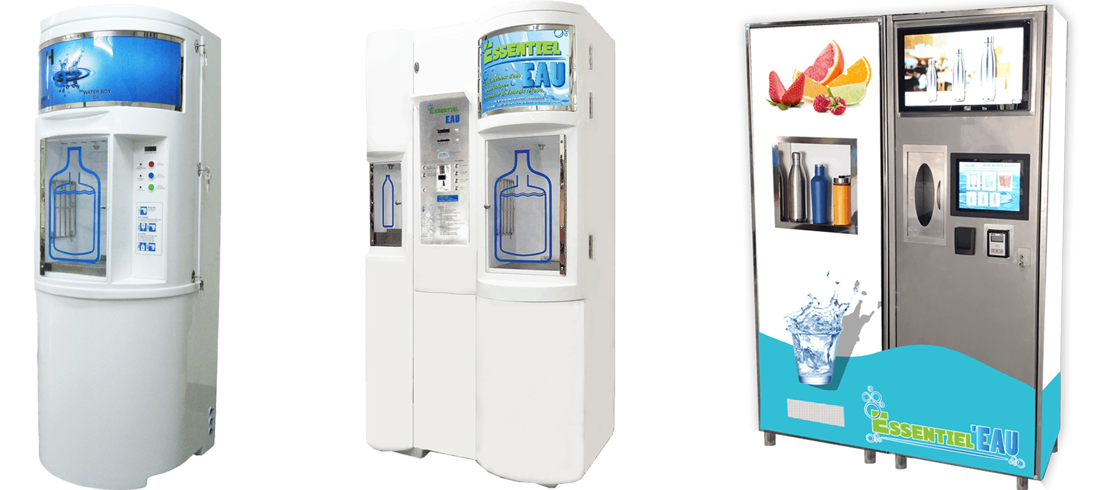 Water Vending Machine Manufactory