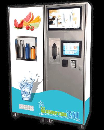 Drinking Water Vending Machine