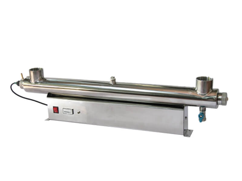 UV stainless steel sterilizer